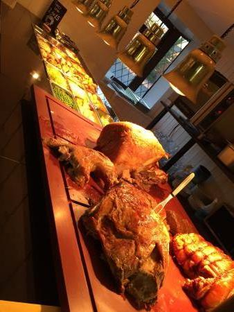 Eagle and Sun Carvery
